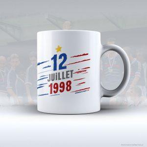 Mug «12 juillet 1998»