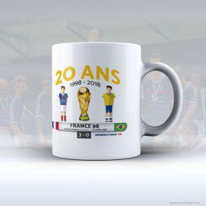 """Mug """"20 ans"""""""