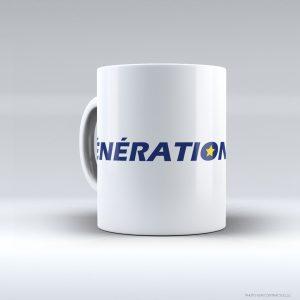 Mug «Génération 98»