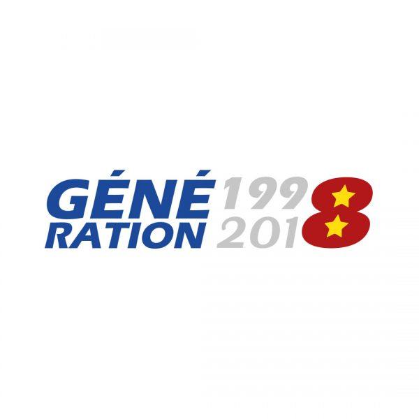 Visuel «Génération 1998-2018»